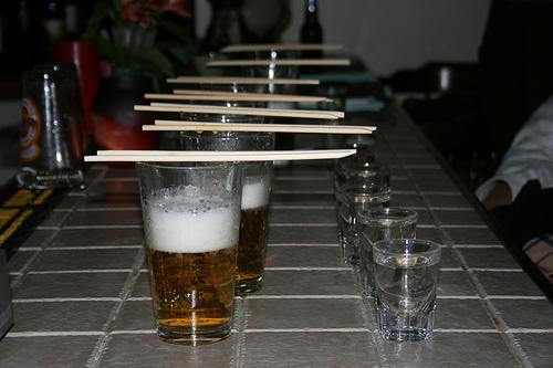 Sakebombs